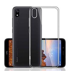 Coque Ultra Slim Silicone Souple Transparente pour Xiaomi Redmi 7A Clair