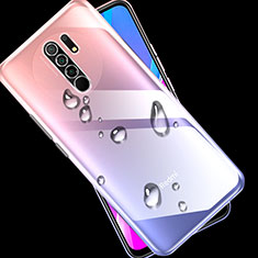 Coque Ultra Slim Silicone Souple Transparente pour Xiaomi Redmi 9 Clair