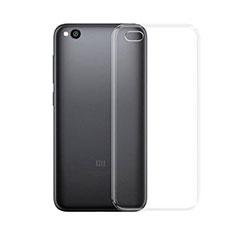 Coque Ultra Slim Silicone Souple Transparente pour Xiaomi Redmi Go Clair