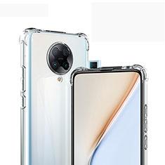 Coque Ultra Slim Silicone Souple Transparente pour Xiaomi Redmi K30 Pro 5G Clair