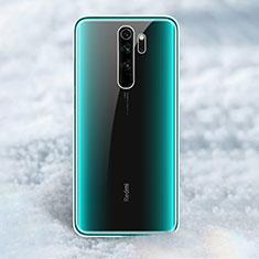 Coque Ultra Slim Silicone Souple Transparente pour Xiaomi Redmi Note 8 Pro Clair