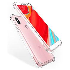 Coque Ultra Slim Silicone Souple Transparente pour Xiaomi Redmi S2 Clair