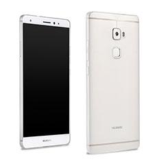 Coque Ultra Slim TPU Souple Transparente pour Huawei Mate S Blanc