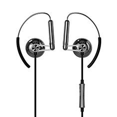 Ecouteur Casque Filaire Sport Stereo Intra-auriculaire Oreillette H22 pour Google Pixel 3 Noir