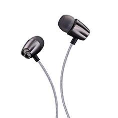 Ecouteur Filaire Sport Stereo Casque Intra-auriculaire Oreillette H26 pour Google Pixel 3 Noir