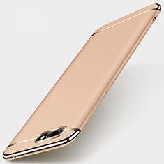 Etui Bumper Luxe Metal et Plastique pour Huawei Honor 10 Or