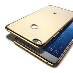Etui Luxe Aluminum Metal pour Xiaomi Mi Max 2 Or