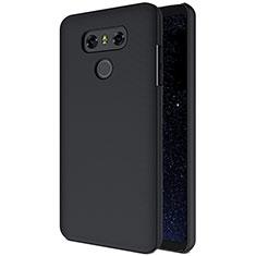 Etui Plastique Rigide Mat B01 pour LG G6 Noir