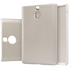 Etui Plastique Rigide Mat M01 pour Blackberry Passport Silver Edition Or