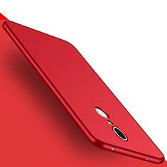Etui Plastique Rigide Mat M01 pour Huawei Enjoy 6 Rouge