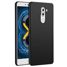 Etui Plastique Rigide Mat M01 pour Huawei Honor 6X Pro Noir