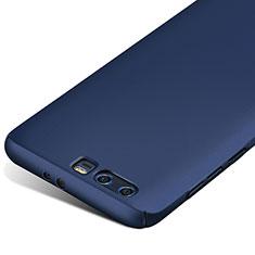 Etui Plastique Rigide Mat M01 pour Huawei Honor 9 Premium Bleu