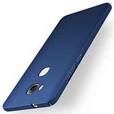 Etui Plastique Rigide Mat M01 pour Huawei Honor Play 5X Bleu