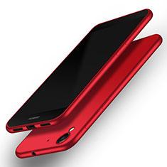 Etui Plastique Rigide Mat M01 pour Huawei Y6 II 5.5 Rouge