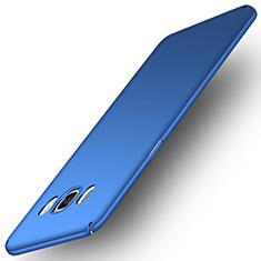 Etui Plastique Rigide Mat M01 pour Samsung Galaxy J5 Duos (2016) Bleu