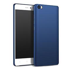 Etui Plastique Rigide Mat M01 pour Xiaomi Mi Note Bleu