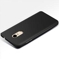 Etui Plastique Rigide Mat M01 pour Xiaomi Redmi Note 4X High Edition Noir