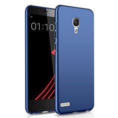 Etui Plastique Rigide Mat M01 pour Xiaomi Redmi Note Prime Bleu