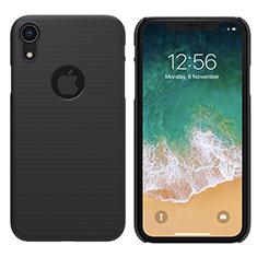 Etui Plastique Rigide Mat M02 pour Apple iPhone XR Noir