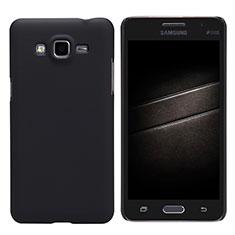 Etui Plastique Rigide Mat M02 pour Samsung Galaxy Grand Prime SM-G530H Noir