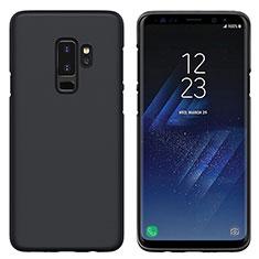 Etui Plastique Rigide Mat M02 pour Samsung Galaxy S9 Plus Noir
