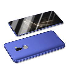 Etui Plastique Rigide Mat M02 pour Xiaomi Mi 5S Plus Bleu