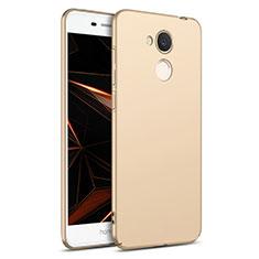 Etui Plastique Rigide Mat M03 pour Huawei Honor 6C Pro Or