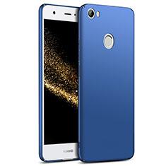 Etui Plastique Rigide Mat M03 pour Huawei Nova Bleu