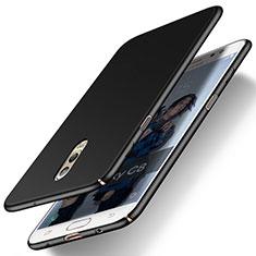 Etui Plastique Rigide Mat M03 pour Samsung Galaxy C8 C710F Noir