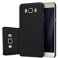 Etui Plastique Rigide Mat M03 pour Samsung Galaxy J7 (2016) J710F J710FN Noir