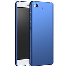 Etui Plastique Rigide Mat M03 pour Xiaomi Mi 5S 4G Bleu