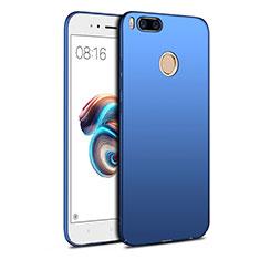 Etui Plastique Rigide Mat M03 pour Xiaomi Mi 5X Bleu