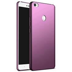 Etui Plastique Rigide Mat M03 pour Xiaomi Mi Max Violet