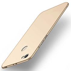 Etui Plastique Rigide Mat M03 pour Xiaomi Redmi Note 5A Pro Or
