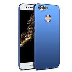 Etui Plastique Rigide Mat M04 pour Huawei Nova 2 Plus Bleu