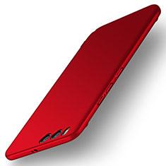 Etui Plastique Rigide Mat M04 pour Xiaomi Mi 6 Rouge