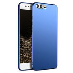Etui Plastique Rigide Mat M05 pour Huawei P10 Plus Bleu