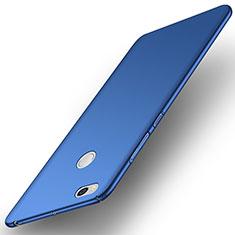 Etui Plastique Rigide Mat M05 pour Xiaomi Mi Max 2 Bleu
