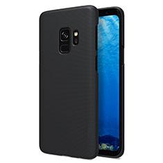 Etui Plastique Rigide Mat M09 pour Samsung Galaxy S9 Noir