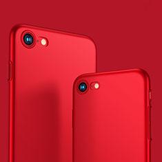 Etui Plastique Rigide Mat M10 pour Apple iPhone 7 Rouge