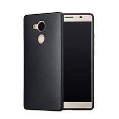 Etui Plastique Rigide Mat P01 pour Huawei Mate 8 Noir
