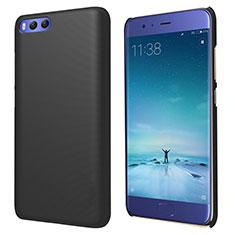 Etui Plastique Rigide Mat P01 pour Xiaomi Mi 6 Noir