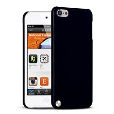 Etui Plastique Rigide Mat pour Apple iPod Touch 5 Noir