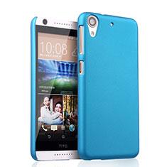 Etui Plastique Rigide Mat pour HTC Desire 626 Bleu