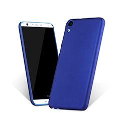 Etui Plastique Rigide Mat pour HTC Desire 820 Bleu