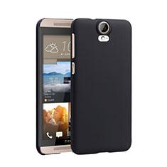 Etui Plastique Rigide Mat pour HTC One E9 Plus Noir