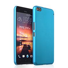 Etui Plastique Rigide Mat pour HTC One X9 Bleu Ciel