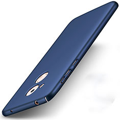 Etui Plastique Rigide Mat pour Huawei Enjoy 6S Bleu