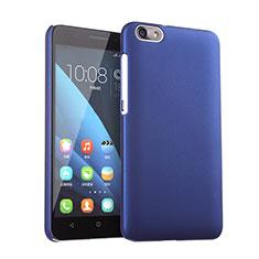 Etui Plastique Rigide Mat pour Huawei Honor 4X Bleu