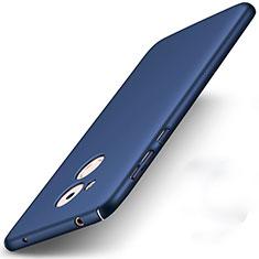 Etui Plastique Rigide Mat pour Huawei Honor 6C Bleu